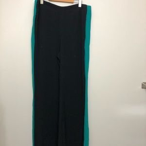 Attitwa anthropologie wide leg trousers Sz 16